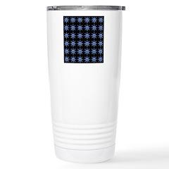 Mako Shark 8 pt Stars Travel Mug