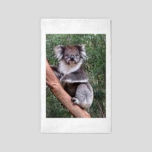Helaine's Koala 5 Area Rug