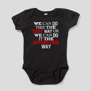Common Core Humor Baby Bodysuit