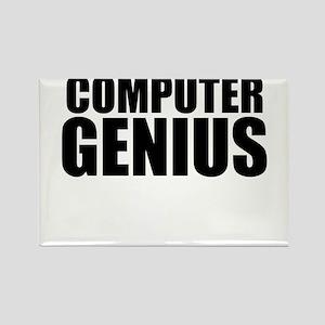 Computer Genius Magnets