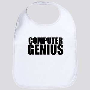Computer Genius Bib