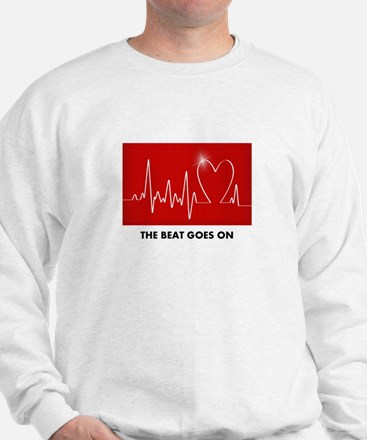 The Beat Goes On - Funny Post-Heart Surgery Sweats