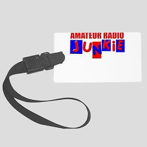 Funny Amateur Radio Luggage Tag