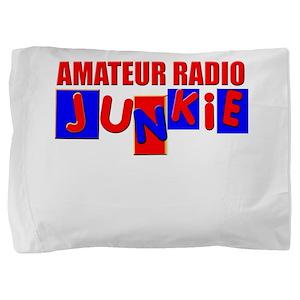 Funny Amateur Radio Pillow Sham