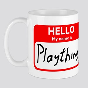 Plaything Mug