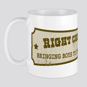 Right Choice Ranch Mug
