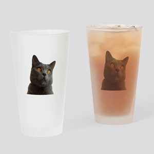 chartreux Drinking Glass
