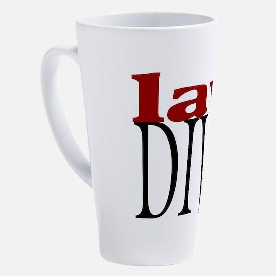 Unique Paralegal school 17 oz Latte Mug