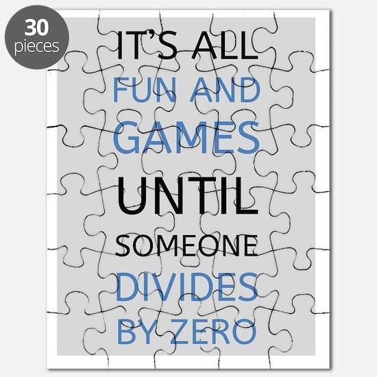 Cool Math Puzzle