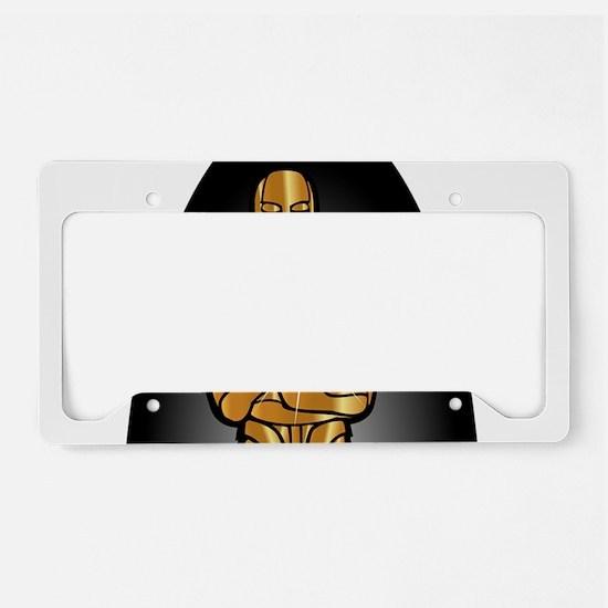 oscars License Plate Holder