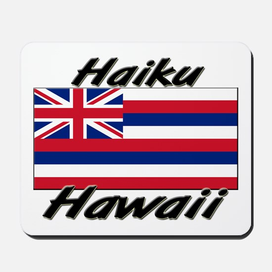 Haiku Hawaii Mousepad
