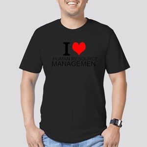 I Love Human Resources Management T-Shirt
