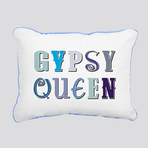 GYPSY QUEEN Rectangular Canvas Pillow