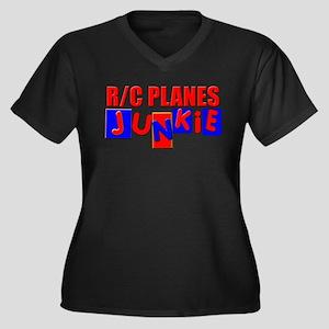 Funny R/C Plus Size T-Shirt