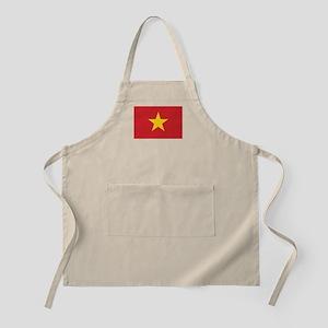 Vietnamese Flag Apron