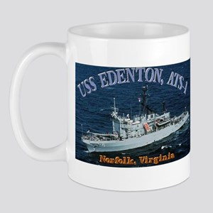 USS Edenton Mug