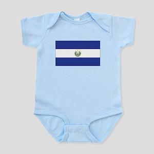 El Salvadorian Flag Body Suit