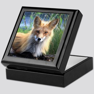Fox Keepsake Box