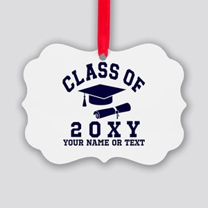 Class of 20?? Picture Ornament