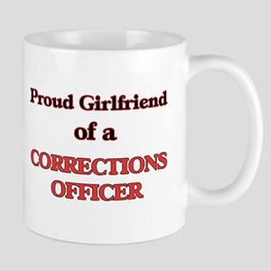 Proud Girlfriend of a Corrections Officer Mugs