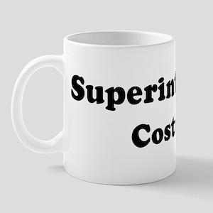 Superintendent costume Mug