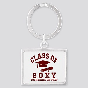 Class of 20?? Landscape Keychain