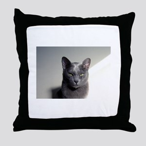 korat Throw Pillow