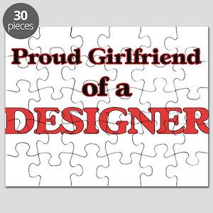 Proud Girlfriend of a Designer Puzzle