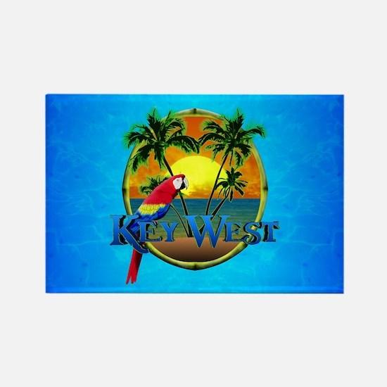 Key West Sunset Magnets