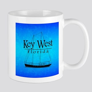 Key West Sailing Mugs
