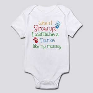 Nurse Like Mommy Infant Bodysuit