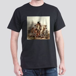 Blackfoot Native American Warrior T-Shirt
