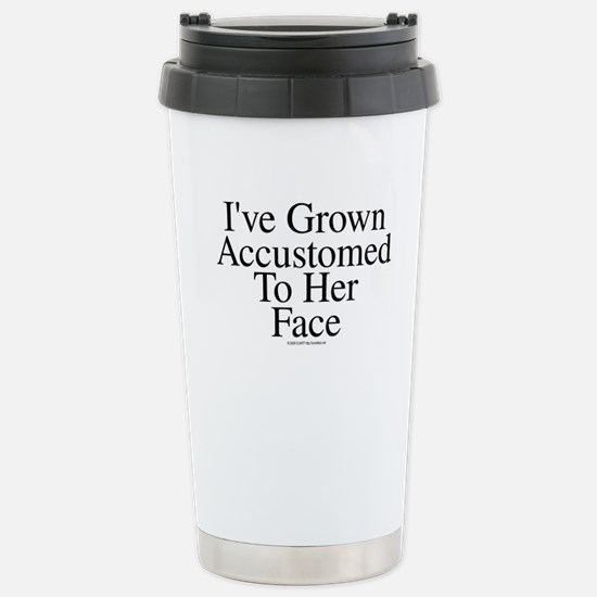 Accustomed To Her -TuneTitles Mugs