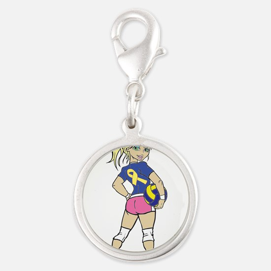 VOLLEY GIRL Charms