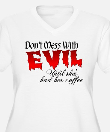 Evil Coffee T-Shirt