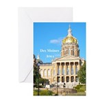 Des Moines Greeting Cards (Pk of 10)