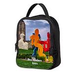 Des Moines Neoprene Lunch Bag