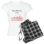 Des Moines Women's Light Pajamas