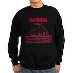 Des Moines Sweatshirt (dark)
