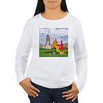 Des Moines Women's Long Sleeve T-Shirt