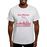 Des Moines Light T-Shirt