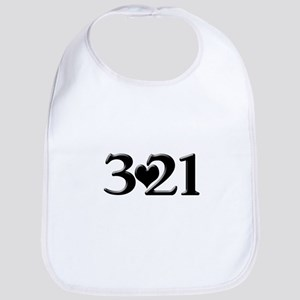 321 Down Syndrome Awareness Day Bib