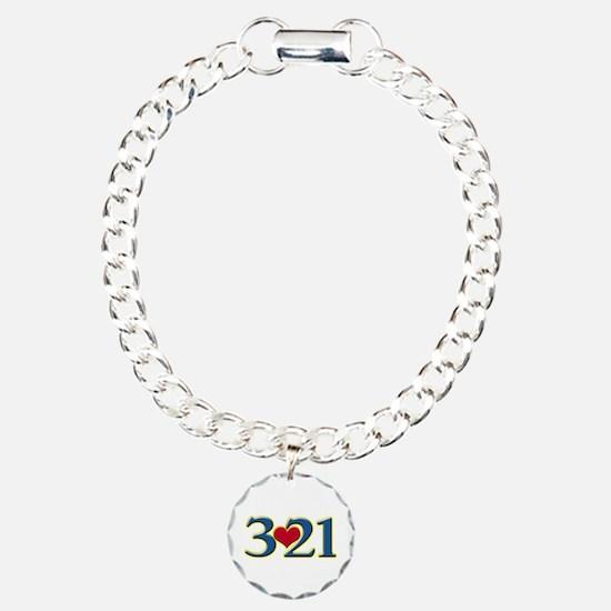 321 Down Syndrome Awaren Bracelet