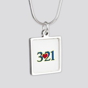 321 Down Syndrome Awareness Day Necklaces
