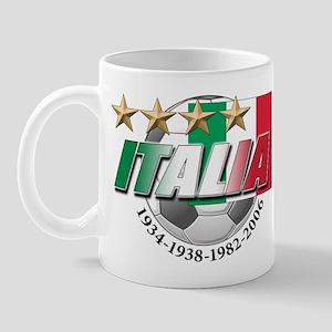 Italian soccer emblem Mug