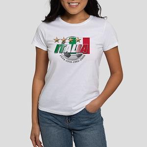 Italian soccer emblem Women's T-Shirt
