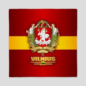 Vilnius Queen Duvet