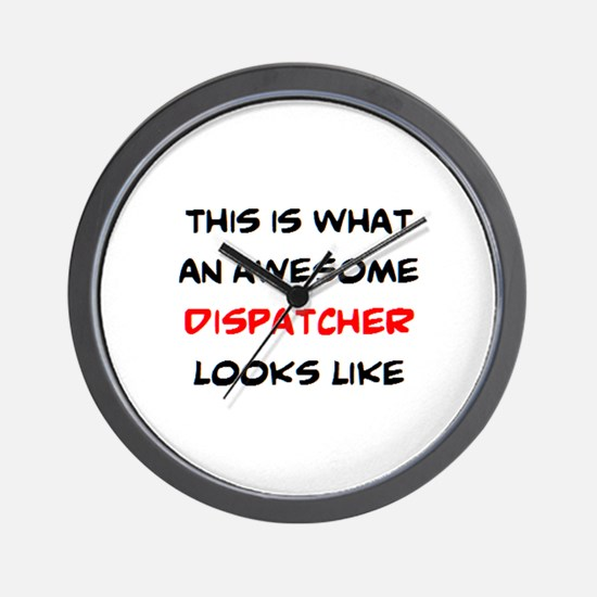 awesome dispatcher Wall Clock