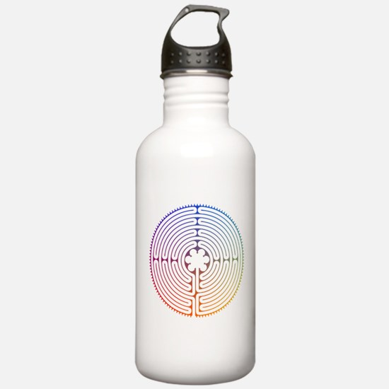 Cool Labyrinth Water Bottle