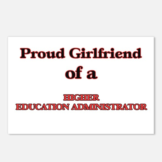 Proud Girlfriend of a Hig Postcards (Package of 8)